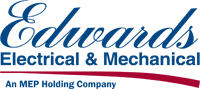 Edwards Elecrical & Mechanical Logo
